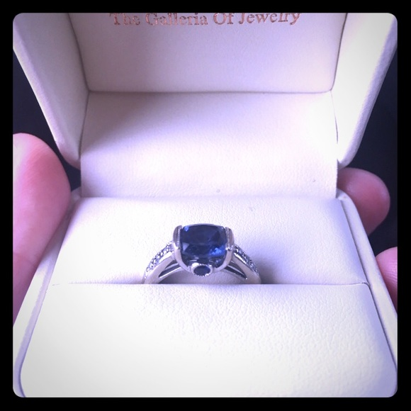 53 off Jewelry Sapphire Ring Jareds Galleria from Rebeccs